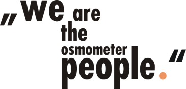 Gonotec - We Are The Osmometer People!